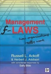 sally bibb management f-laws book cover image