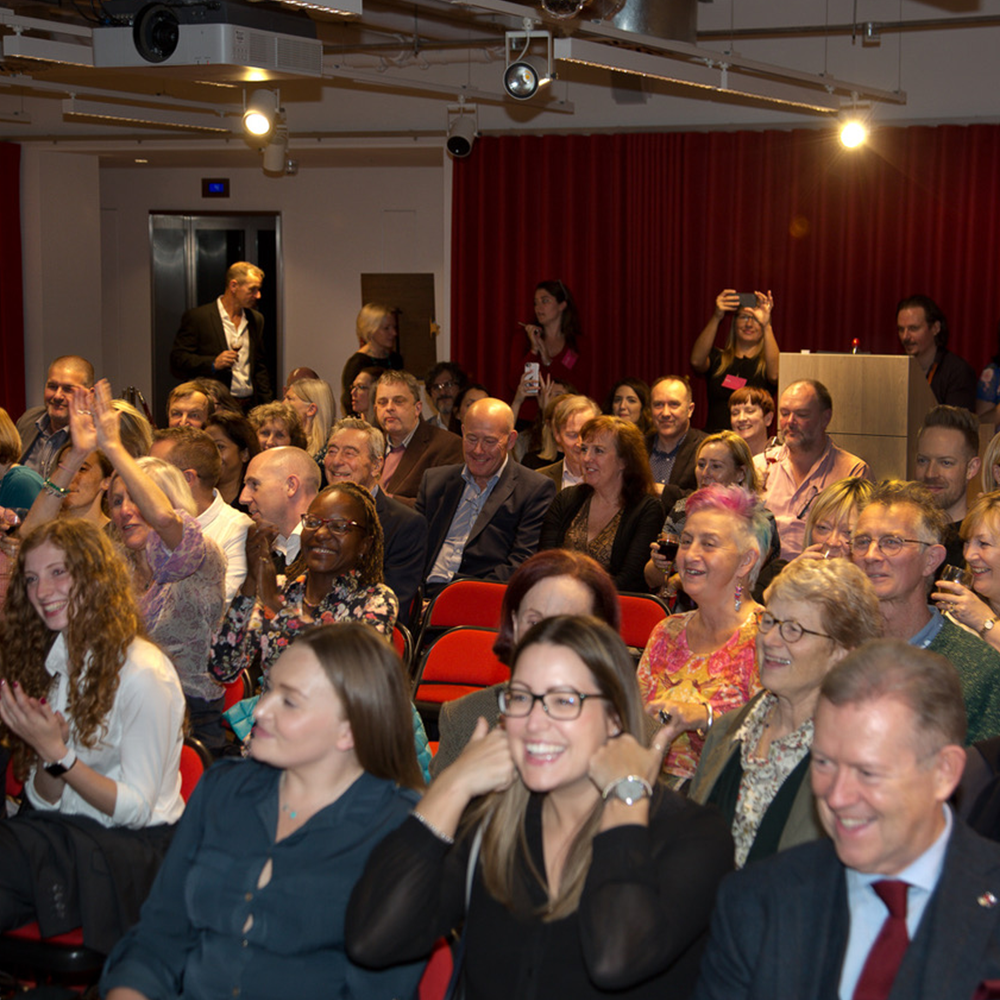 sally bibb the strengths book launch image foyles5