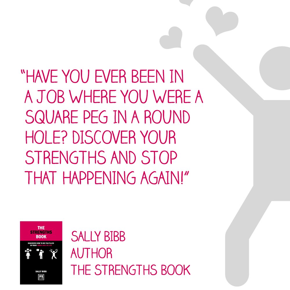 sally bibb strengths book quote my story bio page image