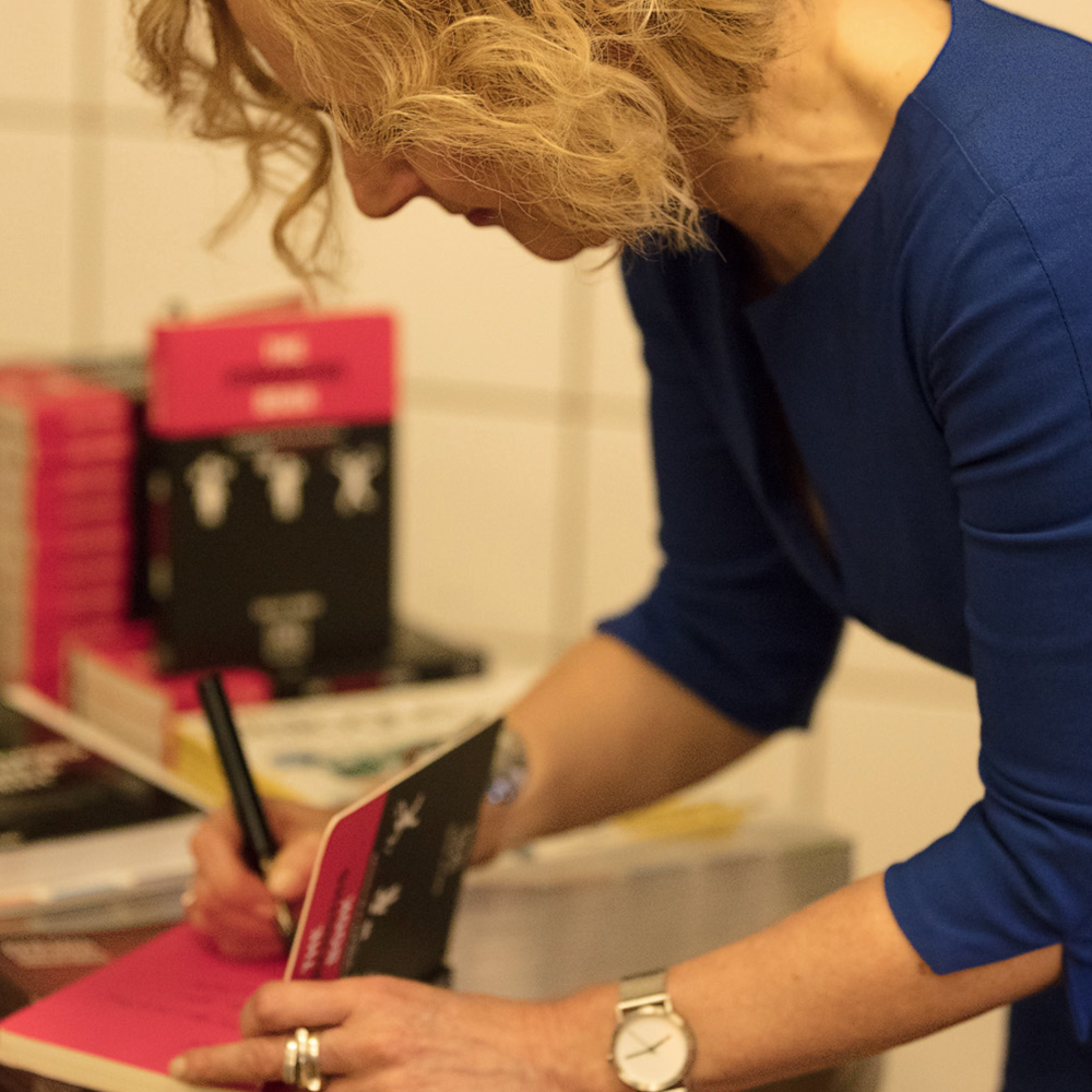 sally bibb the strengths book launch image new york 5