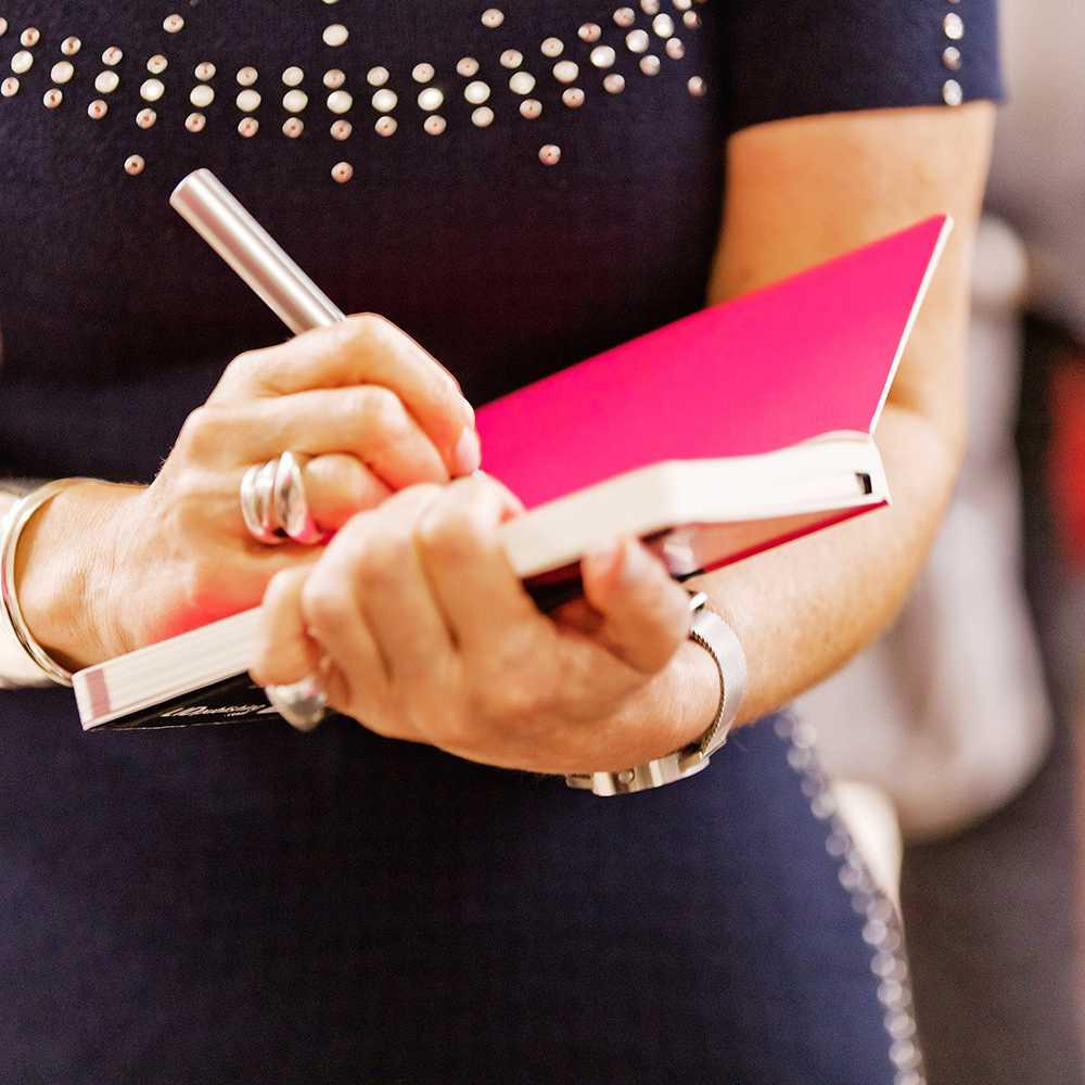 sally bibb the strengths workbook book launch image london 7