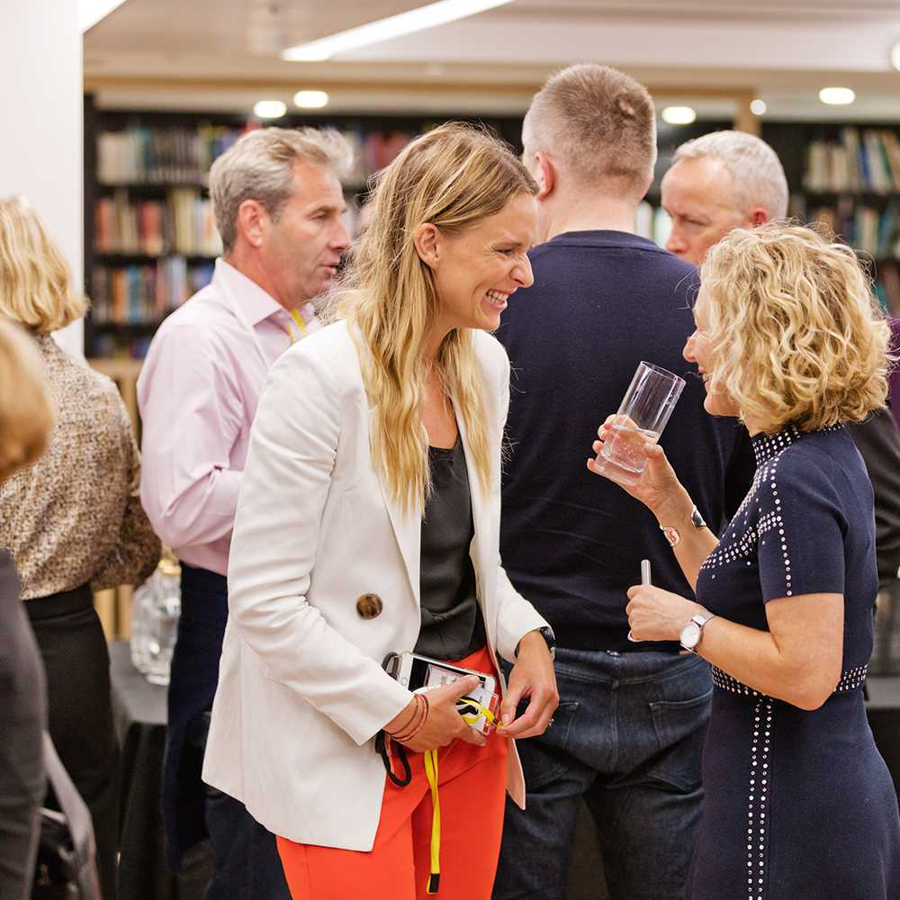sally bibb the strengths workbook book launch image london 7